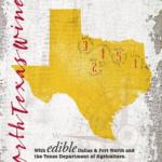 north texas wine guide cover
